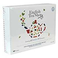 English Tea Shop - Premium Collection of Hand Picked Organic Teas - 48 Sachets - 92g (Case of 6)
