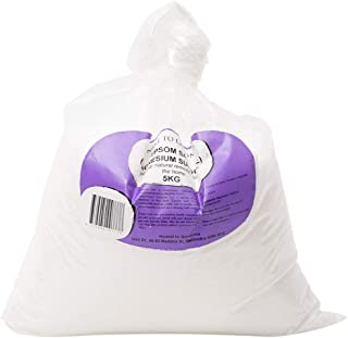 Honest to Goodness Epsom Salt, Magnesium Sulphate, 5kg