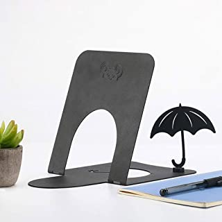 Book Stand, Decorative Book End/Reader Stationery/Fathers Day Gift/Office Shelves/Home Library School 1 Piece Set zyyqt