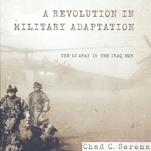 A Revolution in Military Adaptation audiobook cover art