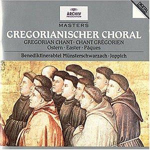 Archiv Masters - Gregorianischer Choral