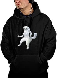 Yeti Pullover Hooded Sweatshirt Fashion Hoodies Big Pockets
