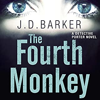 The Fourth Monkey                   By:                                                                                                                                 J. D. Barker                               Narrated by:                                                                                                                                 Edoardo Ballerini,                                                                                        Graham Winton                      Length: 12 hrs and 31 mins     139 ratings     Overall 4.3