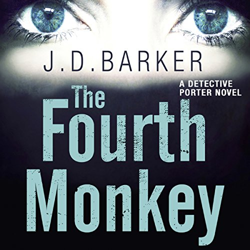 The Fourth Monkey audiobook cover art