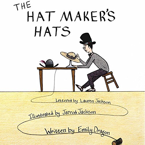 The Hat Maker's Hats audiobook cover art