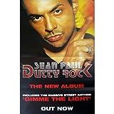 Sean Dutty Paul Rock, 100 x 150 Cm, Poster Poster
