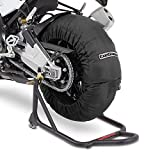 Calentadores de neumáticos Set 60-95 C para Honda CBR 900 RR Fireblade, CBR 600 RR