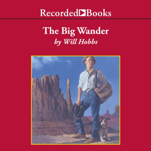 The Big Wander audiobook cover art