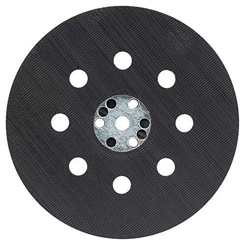 Schleifteller Klett Ø 125 mm | geeignet für Bosch/Skil - für Exzenterschleifer - gelocht | Polierteller - Klettteller - Professional | Exzenterschleifer