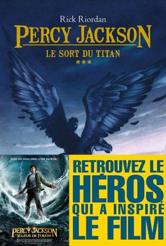 Le Sort du titan : Percy Jackson - tome 3 (Wiz)