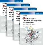 The Dictionary of Genomics, Transcriptomics and Proteomics: 4 Volume Set