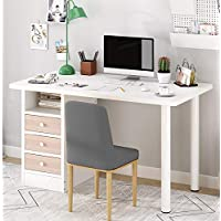 Dr. Home Computer Desk with Drawer Learning Table