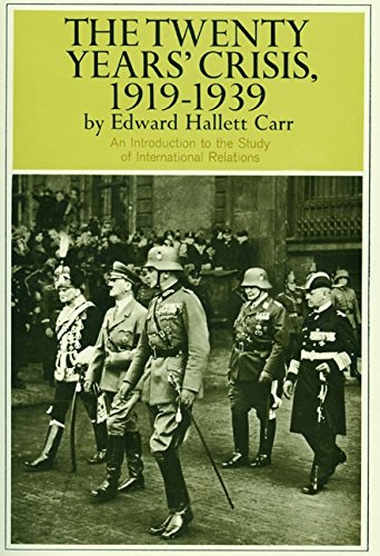 Twenty Years' Crisis, 1919-1939: An Introduction to the Studyof International Relations