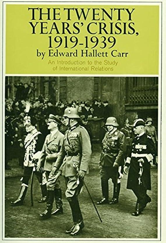 意外株式会社合成Twenty Years' Crisis, 1919-1939: An Introduction to the Studyof International Relations