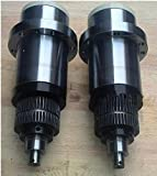 GOWE machine tool spindle cnc spindle with belt drive for CNC milling machine BT30 ATC drawbar