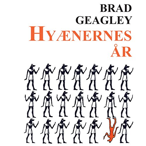 Hyaenernes år cover art