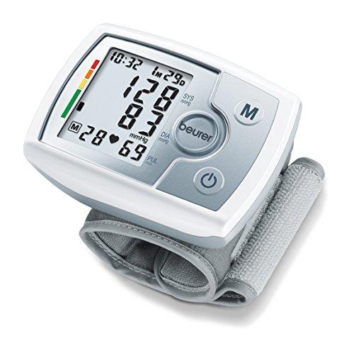 Beurer BC 31 Blutdruckmessgerät Handgelenk, weiß