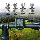 Zoom IMG-1 computer di bicicletta dinoka contachilometri