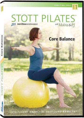 Stott Pilates: Core Balance [Reino Unido] [DVD]