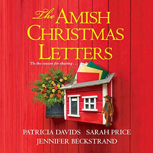 Couverture de The Amish Christmas Letters