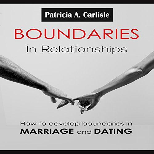 Boundaries in Relationships audiobook cover art