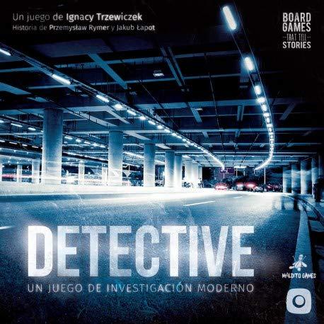 Juego De Mesa De Detectives