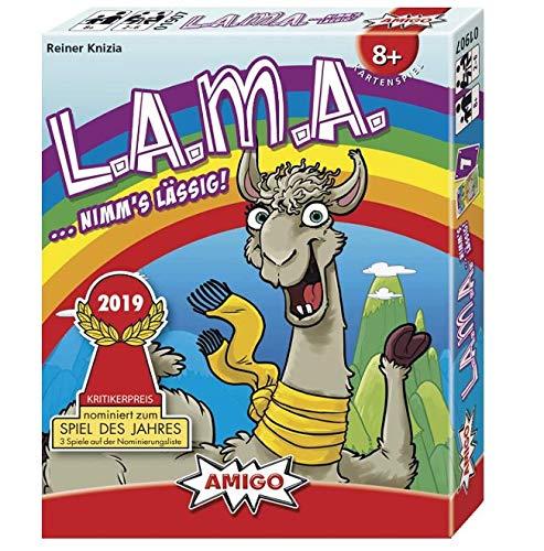 アミーゴ LAMAラマ カードゲーム 並行輸入品