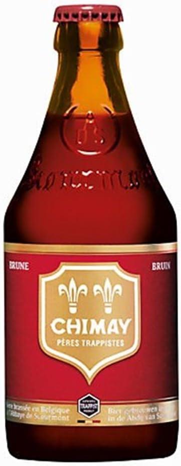 chimay rojo 7 ° 33 cl - 6 x 33 cl