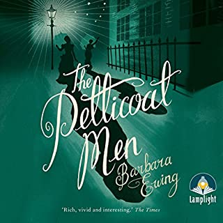 The Petticoat Men cover art