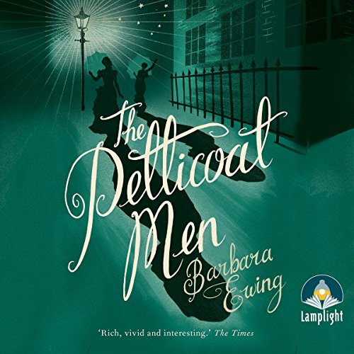 The Petticoat Men audiobook cover art