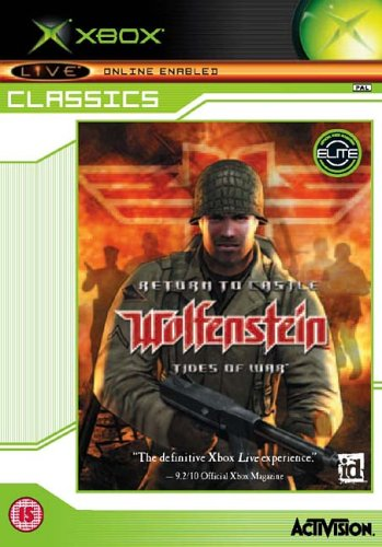 Return to Castle Wolfenstein: Tides of War Edizione Regno Unito