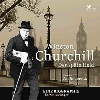 Winston Churchill: Der späte Held Titelbild