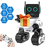 Robot Toy for Kids,Smart RC Robots for Kids with Touch and Sound Control...