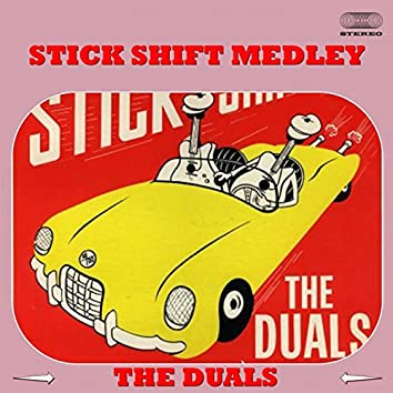 Stick Shift Medley: Stick Shift / Travelin' Guitars / Lover's Satellite / Duel / Cha Cha Guitars / The Duals Blues / Music Appreciation / Beach Party / Runnin' Water / Rollin' / Henry's Blues / Johnny's Boogie