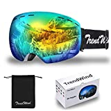 Ski Goggles-Snowboard Goggles with UV400 protection outdoor sports Snow goggles