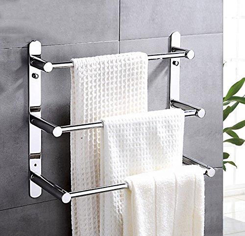 Escalera Moderna De La Toalla Del Acero Inoxidable 304 Toallero Moderno Productos De Baño Accesorios De Baño Montados En La Pared