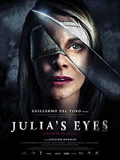Julia's Eyes (English Subtitled)