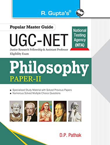 NTA-UGC-NET (Paper-II) Philosophy Exam Guide