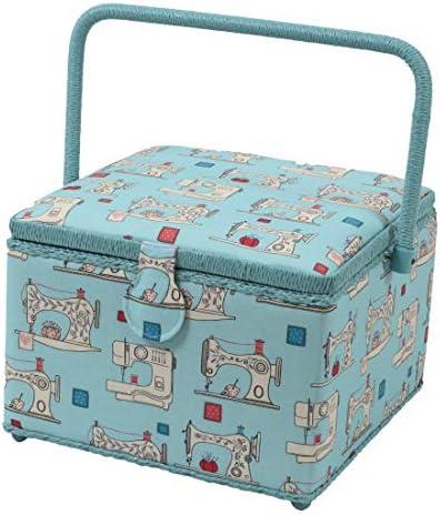 Dritz Basket Aqua Sewing Machine product image