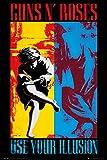 GB eye Ltd Guns N Roses, Illusion, Maxi Poster 61x