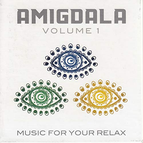 3 CD Music for your Relax Amigdala con Incienso, Meditation, Yoga and Magic Dream