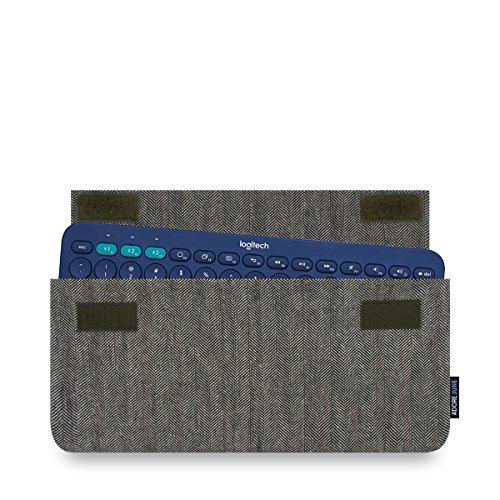 Adore June Keeb Business Hülle für Logitech K380 Multi-Device Bluetooth Keyboard