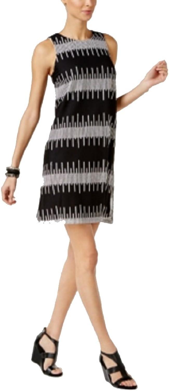 Alfani Petite Embroidered Shift Dress