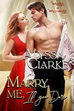 Marry me, If you Dare (Wagers and Wallflowers Book 2)
