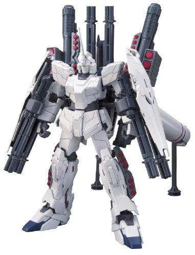 Mobile Suit Gundam Unicorn - RX-0 Full Armor Unicorn Gundam (Unicorn Mode) (HGUC)