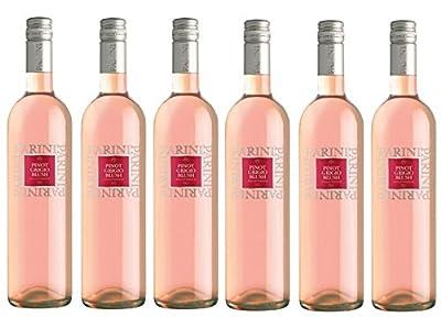 Parini Pinot Grigio Rosé Wine Case of 6 Bottles