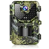 Best Game Trail Cameras - Trail Camera, Hunting Camera with 120° Wide-Angle Motion Review
