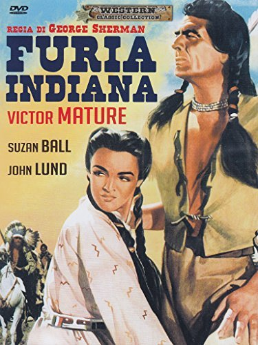 furia indiana dvd Italian Import by victor mature