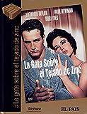 LA GATA SOBRE EL TEJADO DEL ZINC DVD LIBRO Cat on a Hot Tin Roof