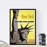 Nacnic Vintage Poster Vintage Poster Amerika.